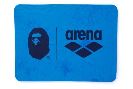 スイムウェアブランド『arena』×ファションブランド『A BATHING APE(R)』のジョイントワークが再始動