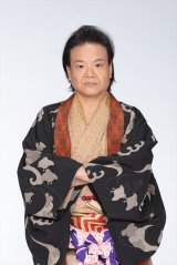 連続テレビ小説『おちょやん』喜劇界のアドリブ王・ 須賀廼家千之助(星田英利)(C)NHK