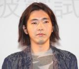映画『痛くない死に方』完成披露舞台挨拶に出席した宇崎竜童 (C)ORICON NewS inc.