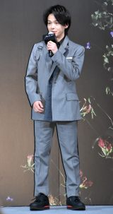 映画『ファーストラヴ』公開直前イベントに出席した中村倫也 (C)ORICON NewS inc.