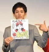 映画『あの頃。』公開直前イベントに出席した松坂桃李 (C)ORICON NewS inc.