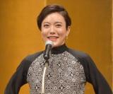『第55回紀伊国屋演劇賞』の贈呈式に出席した鈴木杏 (C)ORICON NewS inc.