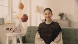 """レシピ動画『新木優子のヘルシーバレンタインレシピ """"フラクトオリゴ糖と乳酸菌が恋をした""""』より"""