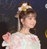 『WEIBO Account Festival in Tokyo 2020』レッドカーペットに登場した春奈るな (C)ORICON NewS inc.