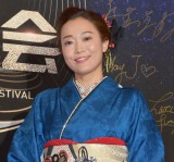 『WEIBO Account Festival in Tokyo 2020』レッドカーペットに登場したWakana (C)ORICON NewS inc.