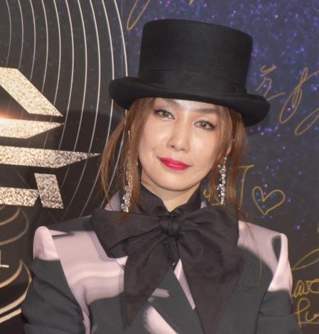 『WEIBO Account Festival in Tokyo 2020』レッドカーペットに登場した中島美嘉 (C)ORICON NewS inc.