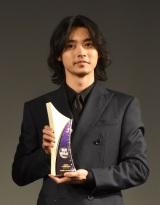 『WEIBO Account Festival in Tokyo 2020』に登場した山崎賢人 (C)ORICON NewS inc.