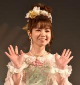 『WEIBO Account Festival in Tokyo 2020』に登場した春奈るな (C)ORICON NewS inc.