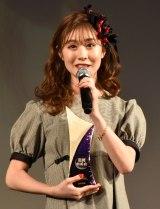 『WEIBO Account Festival in Tokyo 2020』に登場した加藤美南(C)ORICON NewS inc.