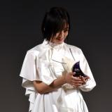 『WEIBO Account Festival in Tokyo 2020』に登場した山本彩(C)ORICON NewS inc.
