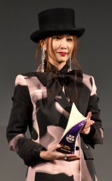『WEIBO Account Festival in Tokyo 2020』に登場した中島美嘉 (C)ORICON NewS inc.