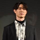 『WEIBO Account Festival in Tokyo 2020』に登場した宮沢氷魚 (C)ORICON NewS inc.