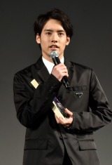 『WEIBO Account Festival in Tokyo 2020』話題俳優賞を受賞した赤楚衛二 (C)ORICON NewS inc.