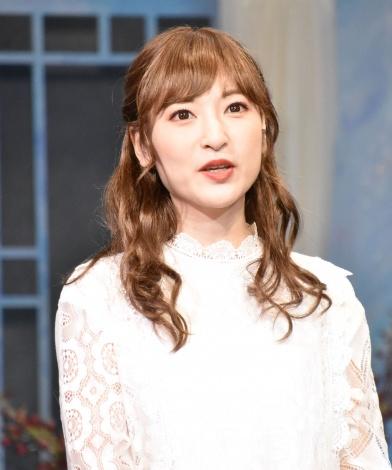 舞台『ローズのジレンマ』公開ゲネプロに登壇した神田沙也加 (C)ORICON NewS inc.
