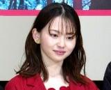 映画『樹海村』初日舞台あいさつに出席した山田杏奈 (C)ORICON NewS inc.