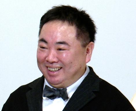 映画『樹海村』初日舞台あいさつに出席した塚地武雅 (C)ORICON NewS inc.