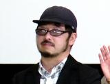 映画『樹海村』初日舞台あいさつに出席した清水崇監督 (C)ORICON NewS inc.