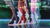 「劇場版マクロスΔ 絶対 LIVE!!!!!!」の場面カット (C)2021 BIGWEST/MACROSS DELTA PROJECT