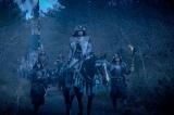 明智の軍勢は本能寺へ向かう=大河ドラマ『麒麟がくる』第44回(2月7日放送)より (C)NHK