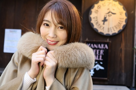 『彼女とデートなう』2月21日は森咲智美(C)テレビ大阪