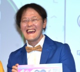 『よしもとコレカSecond Edition』及び『よしもとデジタルコレカ』の発売記念イベントに参加したアインシュタイン・稲田直樹 (C)ORICON NewS inc.