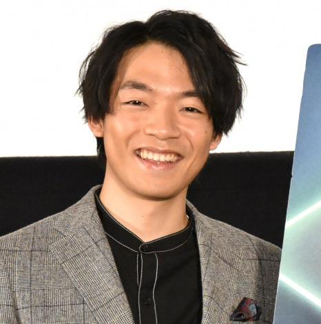 映画『さんかく窓の外側は夜』ティーチイン付き上映会に出席した伊沢拓司 (C)ORICON NewS inc.