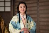 細川忠興の嫁いだたま(芦田愛菜)と久しぶりに再会=大河ドラマ『麒麟がくる』第44回より(C)NHK