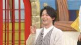 タヌキ遭遇の秘話を語る中村倫也(C)日本テレビ