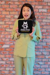 『恋とオオカミには騙されない』の取材会に参加した横澤夏子