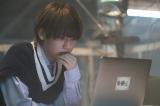 葵(ゆうたろう)=ドラマ『青きヴァンパイアの悩み』第2話(2月15日放送)(C)TOKYO MX