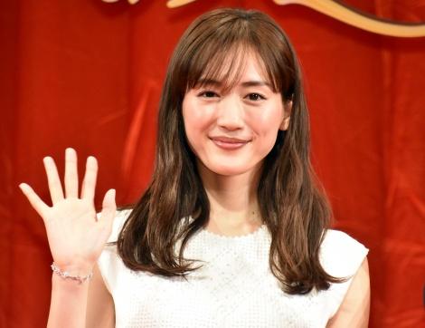 映画『奥様は、取り扱い注意』取り扱い説明会に出席した綾瀬はるか (C)ORICON NewS inc.