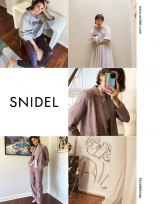「SNIDEL」2021年春コレクション