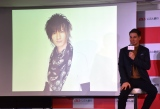 JOYのデビュー1年目の写真=『「au じぶん銀行」行名変更1周年記念記者発表会』 (C)ORICON NewS inc.