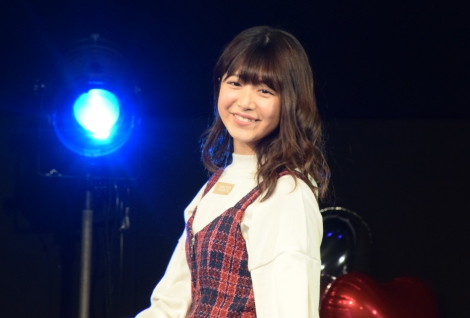 『PLATINUM TEENS FESTIVALvol.1』次世代スター輩出イベントに登場した吉田莉桜 (C)ORICON NewS inc.