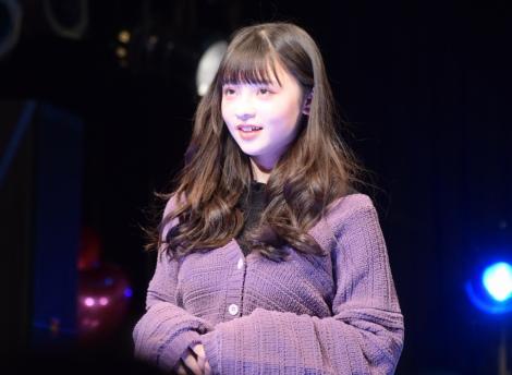 『PLATINUM TEENS FESTIVALvol.1』次世代スター輩出イベントに登場した新田湖々 (C)ORICON NewS inc.