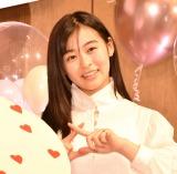 映画『ライアー×ライアー』バレンタイン&公開直前イベントに登壇した森七菜 (C)ORICON NewS inc.