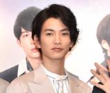 『TEAM HANDSOME!×SHIBUYA109 Valentine Campaign』に来場した渡邊圭祐 (C)ORICON NewS inc.
