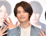 『TEAM HANDSOME!×SHIBUYA109 Valentine Campaign』に来場した藤原大祐 (C)ORICON NewS inc.