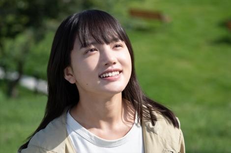 連続テレビ小説『おかえりモネ』主演の清原果耶(C)NHK