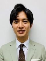 新年度から『おはよう日本』平日5時台を担当する江原啓一郎ナウンサー(現・京都局) (C)NHK