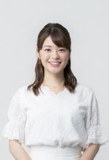 新年度から『おはよう日本』土日祝担当の川崎理加ナウンサー(※崎=たつさき) (C)NHK