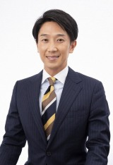 新年度から『ニュースウォッチ9』スポーツ担当の田所拓也アナウンサー(C)NHK
