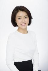 新番組『明日をまもるナビ』を担当する塚原愛アナウンサー(C)NHK
