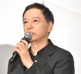 映画『ファーストラヴ』初日舞台あいさつに登壇した板尾創路 (C)ORICON NewS inc.
