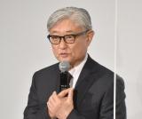 映画『ファーストラヴ』初日舞台あいさつに登壇した堤幸彦監督 (C)ORICON NewS inc.