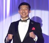 K-1 JAPAN GROUP年間表彰式『K-1 AWARDS 2020』に出席した朝久泰央 (C)ORICON NewS inc.