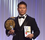 K-1 JAPAN GROUP年間表彰式『K-1 AWARDS 2020』に出席したK-Jee (C)ORICON NewS inc.