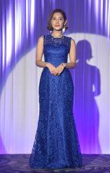 K-1 JAPAN GROUP年間表彰式『K-1 AWARDS 2020』に出席した小島みゆ (C)ORICON NewS inc.
