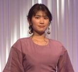 K-1 JAPAN GROUP年間表彰式『K-1 AWARDS 2020』に出席した久松郁実 (C)ORICON NewS inc.