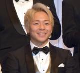 K-1 JAPAN GROUP年間表彰式『K-1 AWARDS 2020』に出席した武尊 (C)ORICON NewS inc.